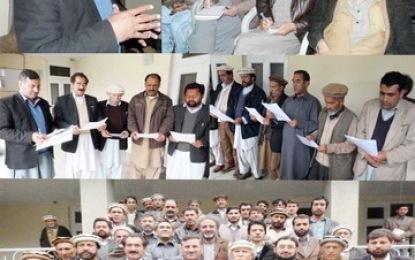 پیپلز پارٹی چترال کی نئی کابینہ کا اعلان ہو گیا، ایم پی اے سلیم خان پھر سے صدر منتخب