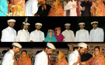 شاہ عبدالطیف یونیورسٹی میں لوک موسیقی کا میلہ منعقد، دی ہارمونی تھئیٹر گروپ نے گلگت بلتستان کی زبردست نمائندگی کی