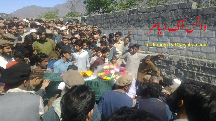 چلاس، وزیرستان میں شہید ہونے والے حوالدار سلطان کو آج آبائی گاوں میں سپرد خاک کردیا جائیگا
