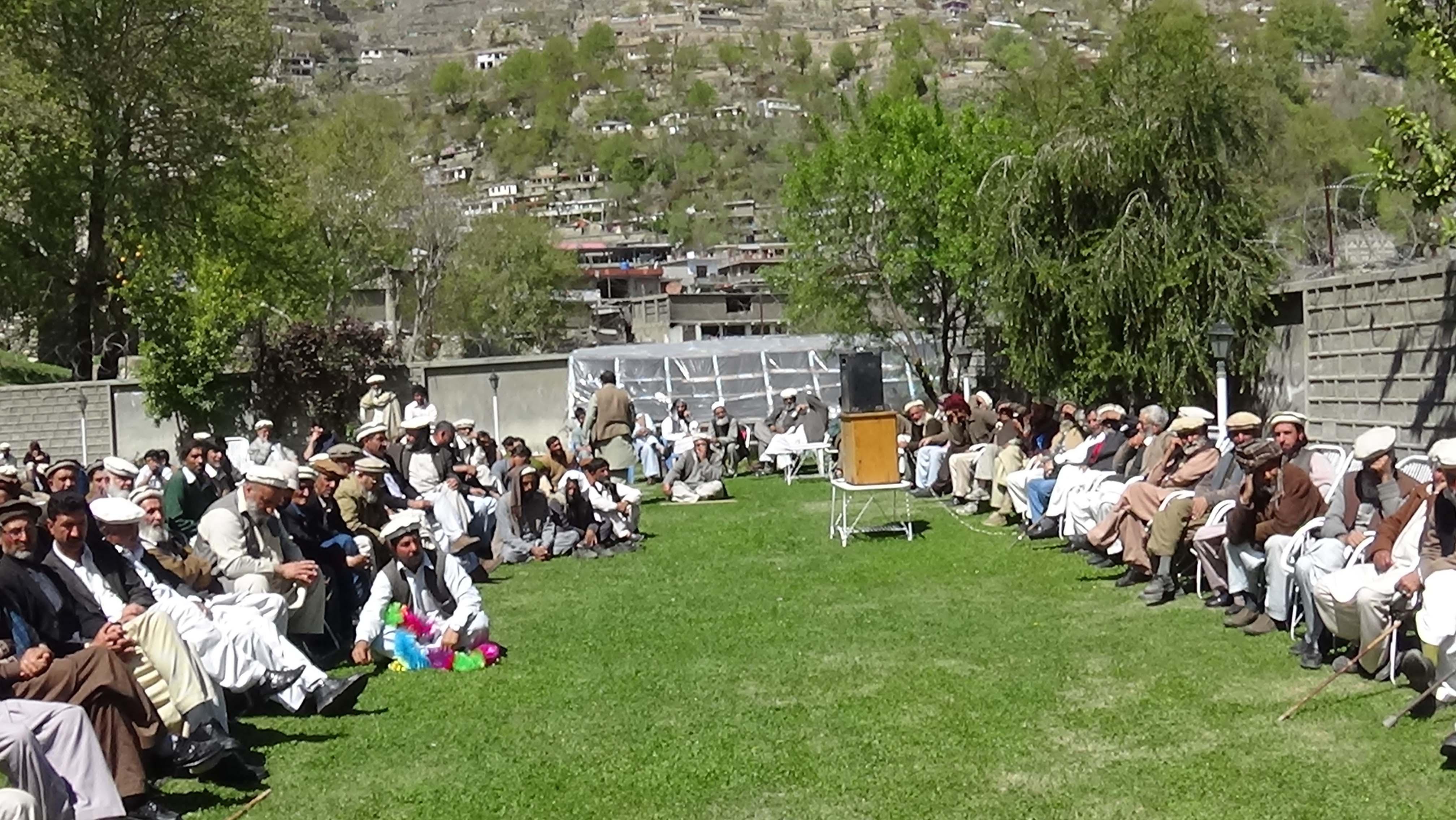 آل پاکستان مسلم لیگ کا بلدیاتی انتحابات کیلئے لائحہ عمل طے کرنے کیلئے مشاورتی اجلاس