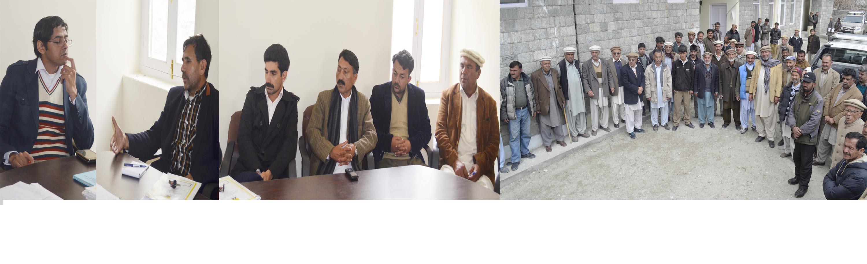 ہنزہ نگر کے دیہات جعفر آباد، تھول، علی آباد اور گنش کے متاثرین قراقرم ہائے وے توسیعی منصوبہ کو معاوضہ دیںے کا فیصلہ ہو گیا