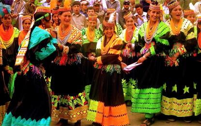 کالاش قبیلے کے مذہبی تہوار چلم جوشٹ(جوشی) کا آغاز 13مئی ہو گا