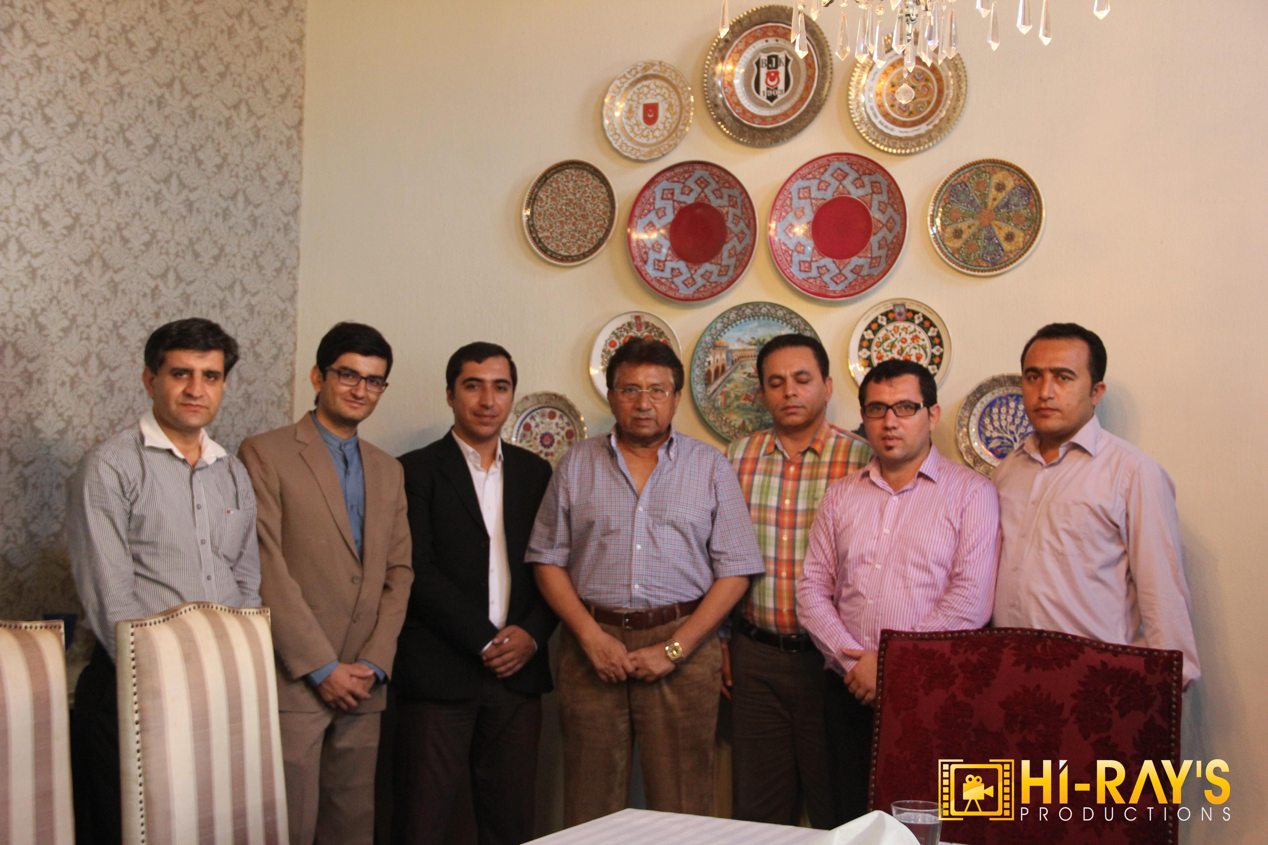 پاک چین راہداری میں گلگت بلتستان کو بھی نمائندگی دی جائے پرویز مشرف