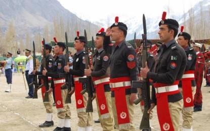 ہنزہ اور نگر میں پولیس بھرتیوں کا سلسلہ مکمل، فائنل فہرست تیار