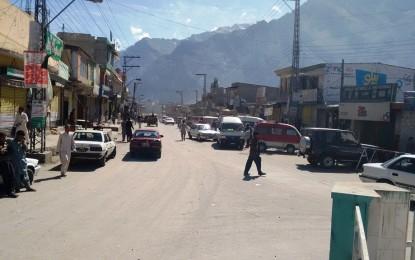 بلتستان کے دونوں اضلاع میں کامیاب شٹر ڈاون ہڑتال، ودہولڈنگ ٹیکس نامنظور
