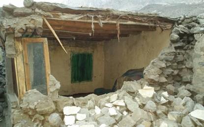 چترال میں زلزلے سے جان بحق افراد کی تعداد 34ہوگئی،166زخمی،493گھر مکمل جبکہ 993گھروں کو جزوی نقصان پہنچا