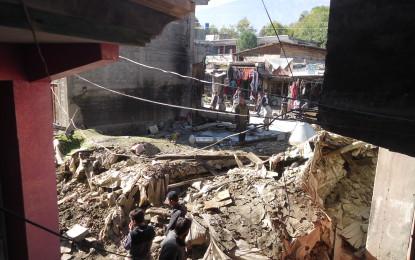 چترال میں زلزلہ سے ہلاک شدہ گان کی تعداد31 ہوگئی، 165 زخمی، سینکڑوں مکانات منہدم