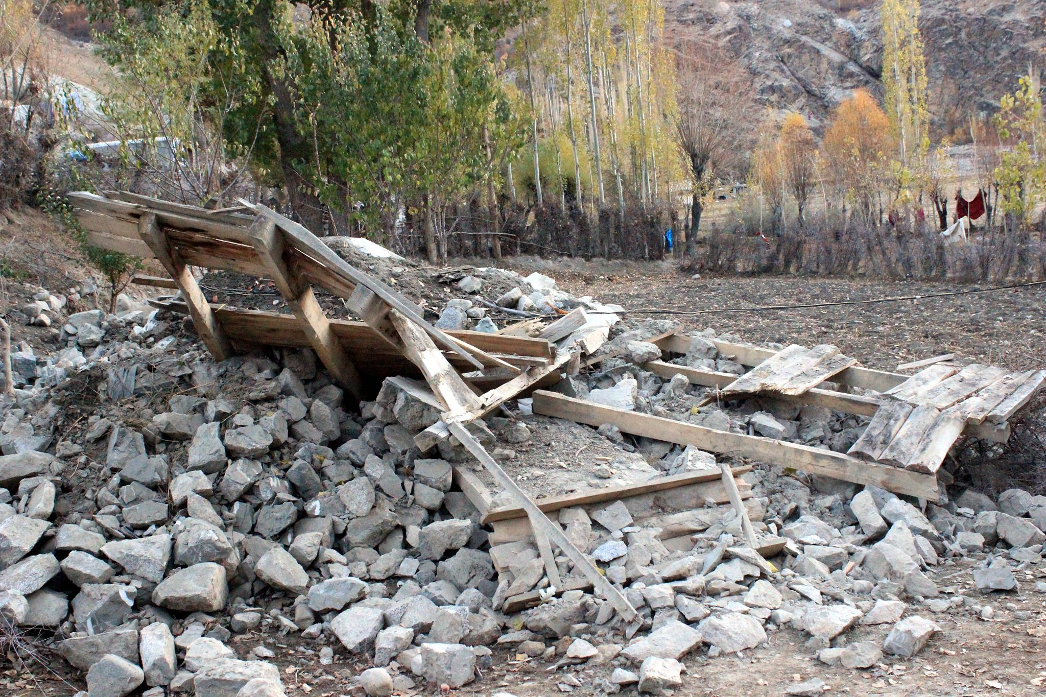 جسم پر زخموں کے نشان نہیں ہیں، زلزلے کے دوران دل کا دوہ پڑنے سے جان بحق ہونے والی خاتون کو معاوضہ نہ مل سکا