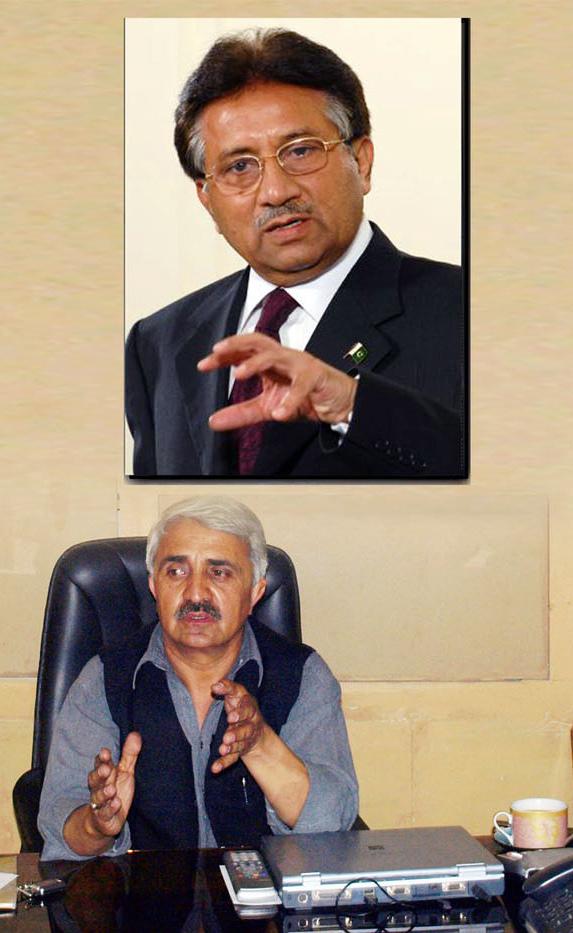 کشمیری قیادت ہمیشہ گلگت بلتستان کی ترقی کے راہ میں رکاوٹ پیدا کرنے  کی کوشش کرتی ہے، کریم خان صدر اے پی ایم ایل