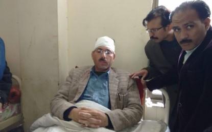 قراقرم یونیورسٹی حملہ کیس میں نامزد ملزمان کو بچانے کی سازش کی جارہی ہے، مولانا رحمت اللہ سراجی