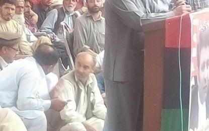 پیپلز پارٹی ضلع گلگت کے سابق صدر 40 سالہ وابستگی کے بعد بنیادی ممبرشپ سے مستعفی