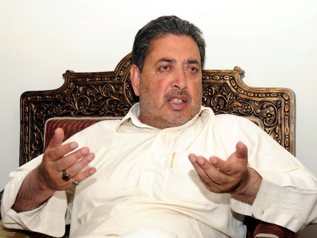 وزیر اعلیٰ صرف گلگت کے ایک محلے کے وزیر اعلیٰ بنے ہوئے ہے ، سابق وزیر اعلیٰ سید مہدی شاہ