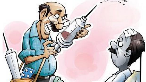 چلاس، تھک میں واقع ڈسپنسری میں جعلی ڈپلومہ ہولڈر نرسنگ سٹاف کی تعیناتی کا انکشاف