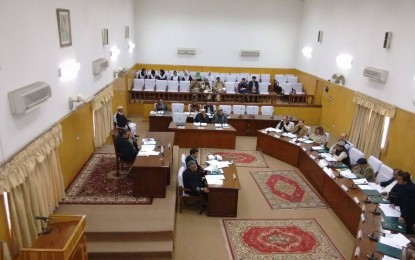 گلگت بلتستان قانون ساز اسمبلی کے اجلاس میں سردار عتیق کے بیان کی شدید مذمت