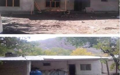 قاری فیض اللہ کے تعاون سے 119متاثرہ گھروں کو چھت مل گئی، مکانات تیار