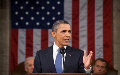 مٹھی بھر دہشت گرد دنیا کو یرغمال نہیں بنا سکتے ، براک اوباما