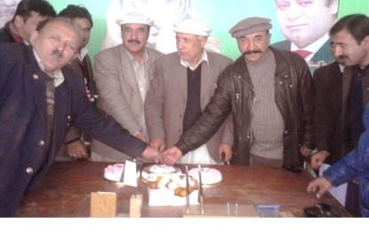 ہنزہ : پی ایم ایل ن میں کسی قسم کی دھڑا بندی نہیں،   جان عالم صدرپاکستان مسلم لیگ ن ہنزہ نگر