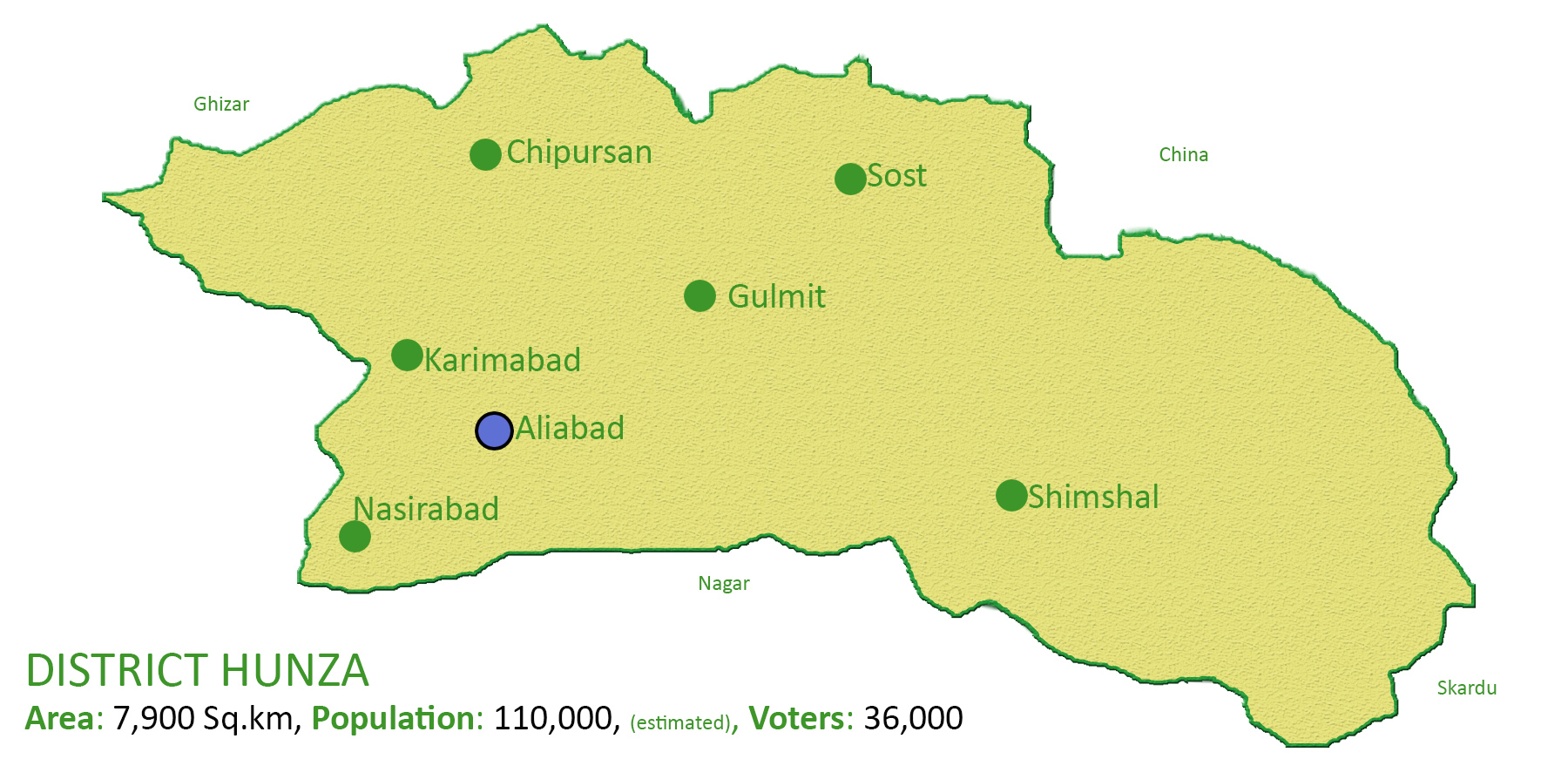 ہنزہ ضمنی انتخابات، 23 امیدواروں نے کاغذاتِ نامزدگی داخل کروادئیے