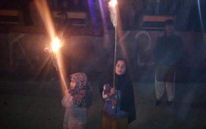 شگر میں جشن مے فنگ کا تہوار روایتی انداز سے منایا گیا