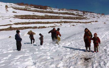 بروغل : مریض علاج کے بعد دودن برف پرپیدل چلتےہوئے یارخون لشٹ میں وفات پاگیا