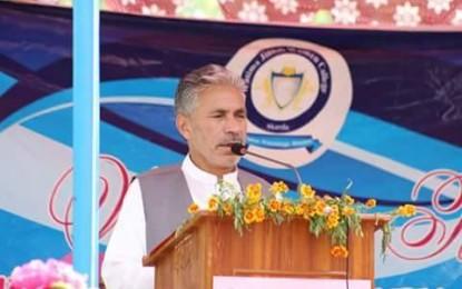 گلگت بلتستان کے تمام اسکولوں کو وفاقی دائرہ کار میں لانے کے لیے کام کر رہے ہیں، ابراہیم ثنائی وزیر تعلیم