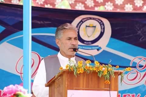 گلگت بلتستان حکومت کا ٹیکسز کے نفاز میں کوئی عمل دخل نہیں اور یہ پیپلز پارٹی کا پیدا کردہ مسئلہ ہے۔ صوبائی وزیر اطلاعات
