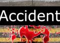 مشہ بروم کے گاوں ہلدی میں کار کو حادثہ، ایک ہی خاندان کے دو افراد جان بحق،چار زخمی ہوگئے