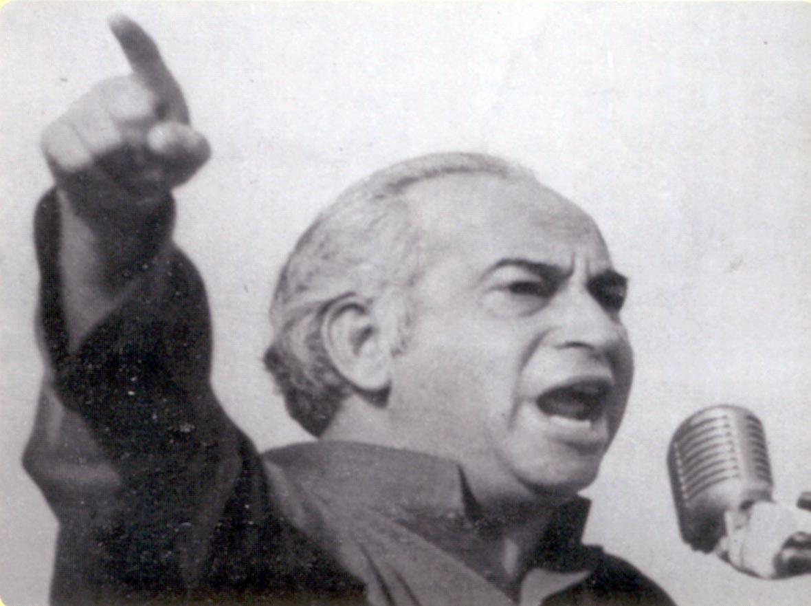 ذولفقار علی بھٹو نہ صرف تاریخ میں زندہ ہیں بلکہ آج بھی لوگوں کے دلوں پہ حکمرانی کرتے ہیں ۔ سیکریٹری اطلاعات پاکستان پیپلزپارٹی گلگت بلتستان