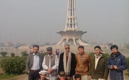 ہمہ یارانِ لاہور ۔۔۔۔۔۔ تیسرا حصہ