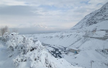 برفباری کے بعد سکردواور گرد ونواح کے حسین و جمیل مںاظر کی دلکش تصویریں