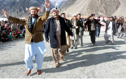 جعفر اللہ خان کے اعلانات انتخابات کی حد تک ہیں، عمائدین شیناکی ہنزہ