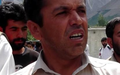 ضلع ہنزہ میں پاکستان مسلم لیگ ن کی خودساختہ تنظیمی عہدوں کی بندربانٹ ہنزہ کے اتحاد کو پارہ پارہ کرنے اور پاکستان مسلم لیگ ن کی ہنزہ میں مقبولیت کو تاراج کرنے کی سازش ہے۔ ریحان شاہ ترجمان مسلم لیگ ن ہنزہ نگر