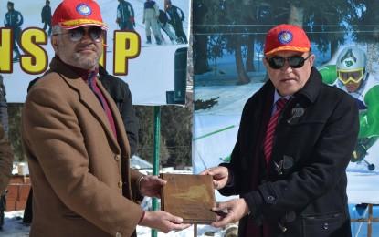 گلگت نلتر روڑ کی تعمیر کا کام بہت جلد شروع کیا جائے گا، ڈاکٹر اقبال کا سکی مقابلوں کی افتتاحی تقریب سے خطاب