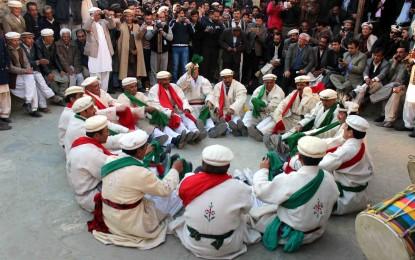 مرکزی ہنزہ میں طویل عرصے بعد روایتی تہوار بوفو منایا گیا، ثقافتی رقص و موسیقی کا خصوصی اہتمام