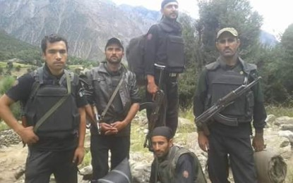 داریل میں کامیاب کاروائی کے بعد ضلع دیامر میں سیکیورٹی انتہائی سخت کر دی گئی ہے