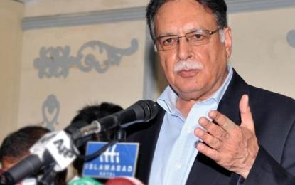 گلگت بلتستان میں را کے ایجنٹس کی موجودگی سے لاعلم ہوں، وفاقی وزیر اطلاعات و نشریات پرویز رشید کی پریس کانفرنس میں گفتگو