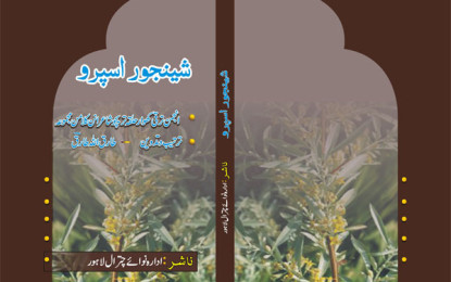 انجمن ترقی کھوار حلقہ تریچ کے شعراء کا مجموعہ کلام'' شینجور اسپرو '' شائع، تقریب رونمائی جلد ہوگی