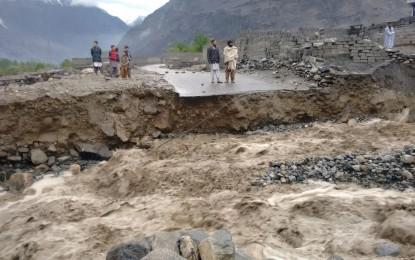 گلگت بلتستان میں بارشوں نے تباہی مچا دی، ضلع دیامر میں دس افراد جان بحق ہو گئے