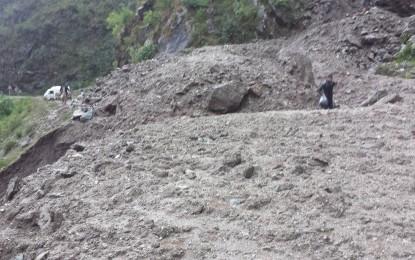 بارشوں نے وادی یاسین سمیت ضلع غذر کے مختلف علاقوں میں بھی تباہی مچادی