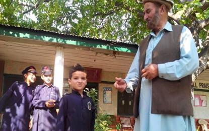 دروش پبلک سکول کے سربراہ عزیز الرحمن انتقال کر گئے،دروش میں سپردخاک