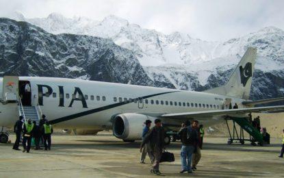 سکردو ایرپورٹ سے بین الاقوامی پروازیں جلد شروع ہو جائیں گی، پہلی پرواز ایران کے شہر مشہد جائے گی، اقبال حسن