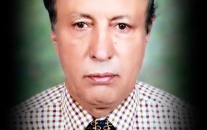 سید اسد زیدی، سابق ڈپٹی سپیکر، کی ساتویں برسی کھرمنگ میں عقیدت اور احترام سے منائی گئی