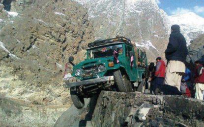 جگلوٹ سکردو روڑ پر ایک سال میں شروع ہوجائے گا،  سلطان علی خان رکن گلگت  بلتستان کونسل کی یقین دہانی