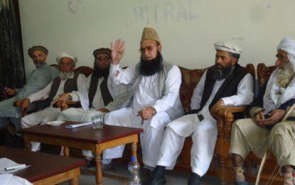 صوبائی حکومت نے چترال کو مکمل طور پر نظر انداز کرکے رکھ دیا ہے۔مولانا عبدالاکبر چترالی