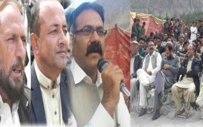 'ڈرائی پورٹ کو نیلامی تک پہنچانے والے ہنزہ کو بھی بیچ دیں گے'، پی ٹی آئی امیدوار عزیز احمد نے علی آباد میں کمپین آفس کا افتتاح کر لیا