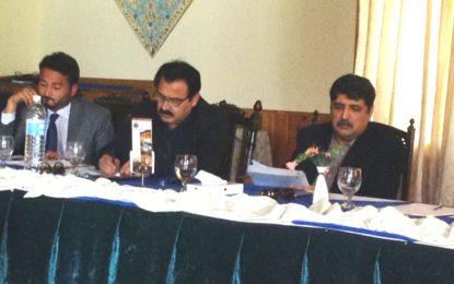 سیاحت کی ترویج اور ترقی کے موضوع پر ہنزہ میں محکمہ سیاحت کے زیرِ اہتمام سیمینار کا انعقاد