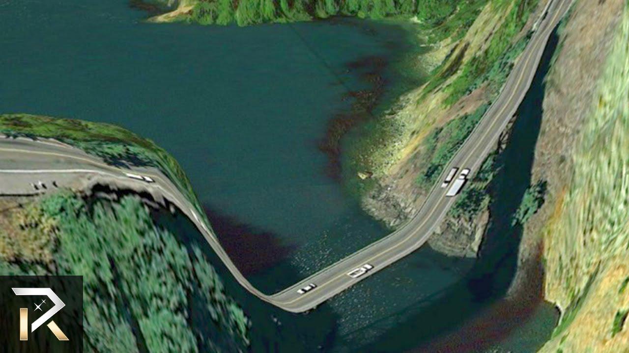دنیا کی 10 حیران کن سڑکیں
