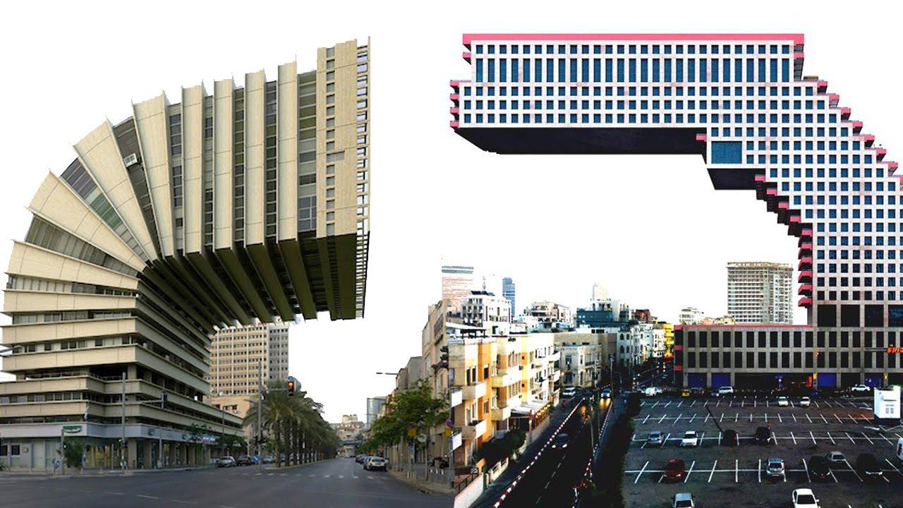 ایسی عمارتیں جو آپکو حیران کر دیں