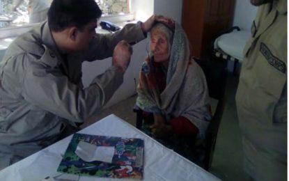 پاک فوج کے زیر اہتما م چترال (مستوج) میں دو روزہ فری میڈیکل کیمپ کاانعقاد
