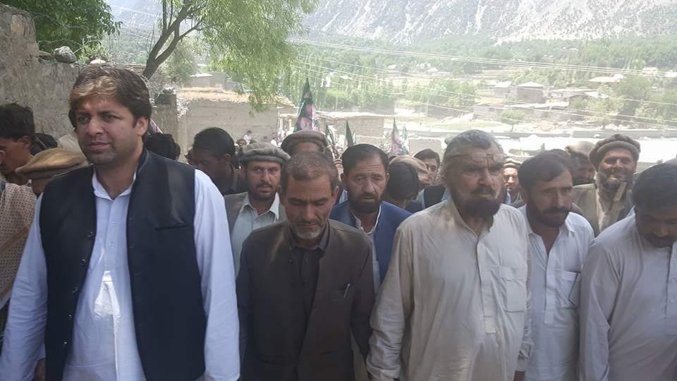 تانگیر، ضمنی انتخابات کے لئے آٹھ امیدواروں نے کاغذاتِ نامزدگی جمع کروا دئیے
